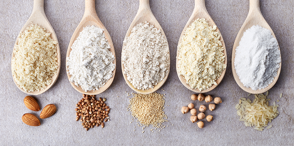 5 Ways to Be Gluten-Free with TLC