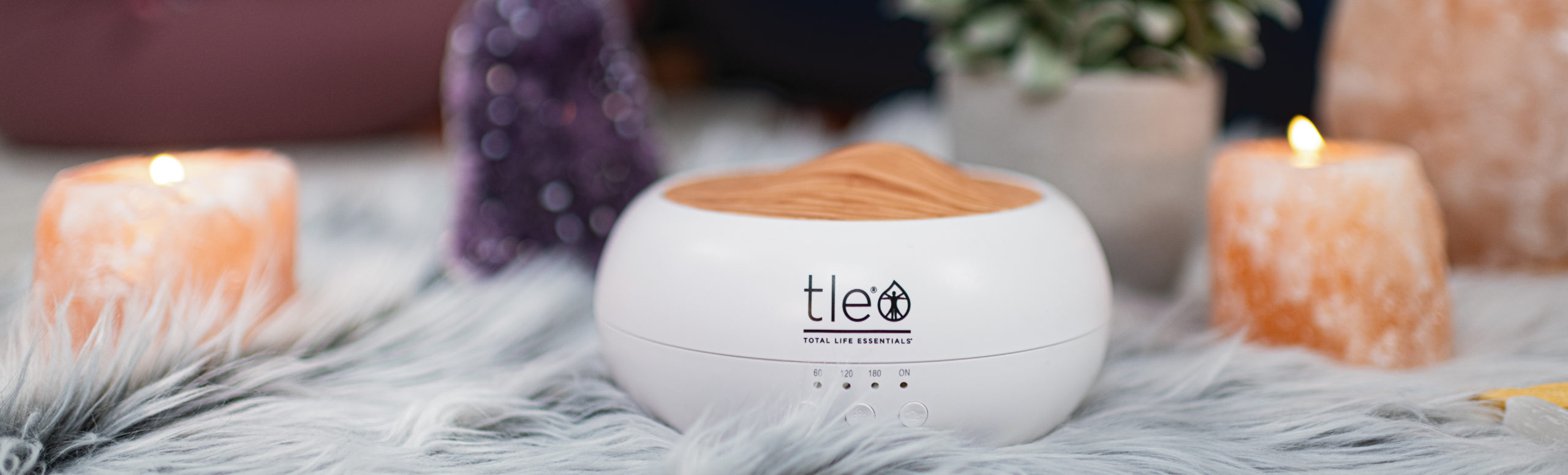 Along for the Ride: TLEO Aroma Diffuser is a Constant Aromatherapy Companion