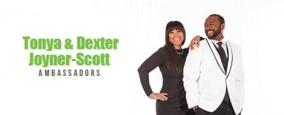 Dexter and Tonya Joyner-Scott Ambassadors