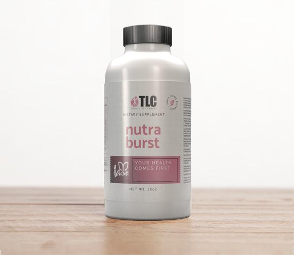 Iaso® Nutra Burst Liquid Multivitamin