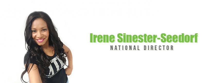 Irene Sinester-Seedorf National Director