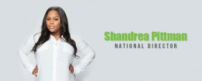 Shandrea Pittman National Director