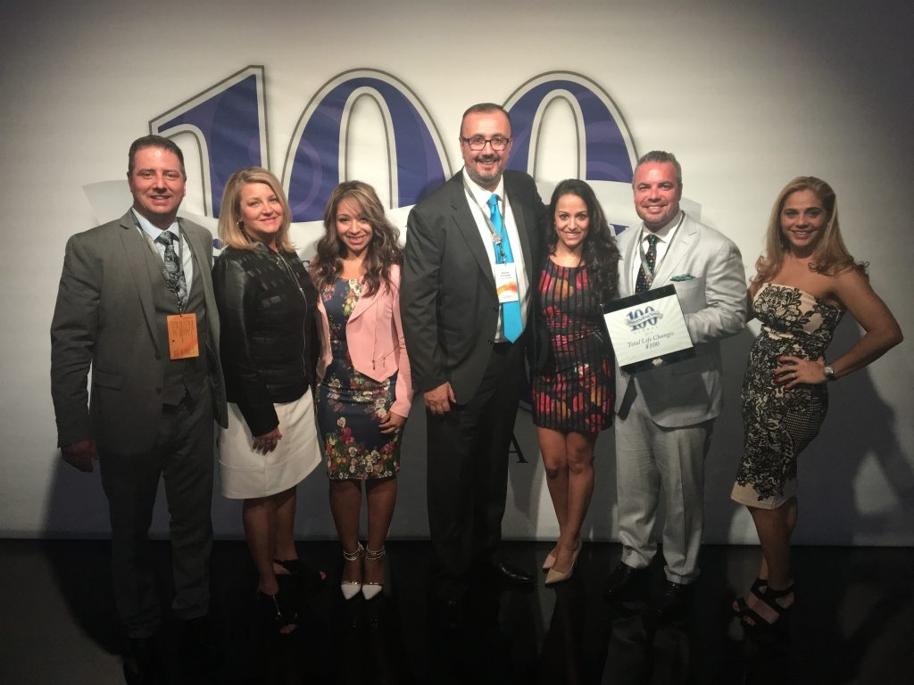 TLC DSN Global 100