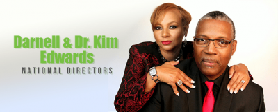 Darnell & Dr. Kim Edwards Reaching Global Director