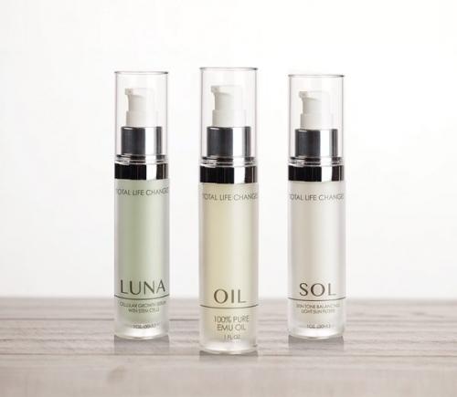 Beauty Kit Iaso Oil Sol Luna