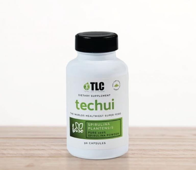 Techui Spirulina Plantensis