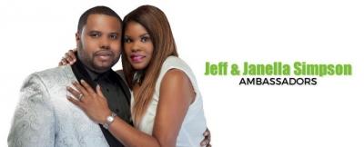 Jeff and Janella Simpson Reaching Ambassador Rank