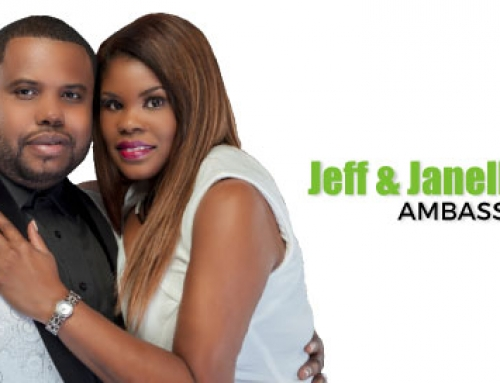 TOTAL LIFE CHANGES RECOGNIZES JEFF AND JANELLA SIMPSON REACHING AMBASSADOR RANK