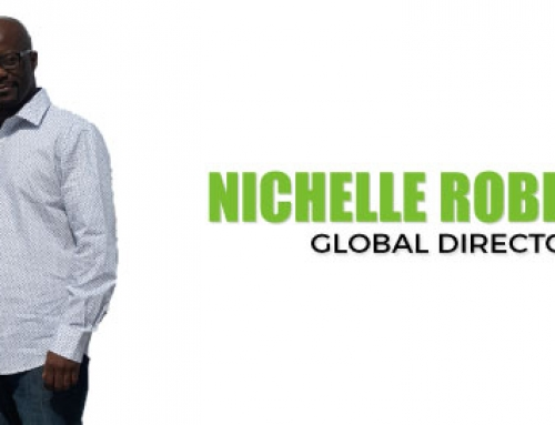 NICHELLE ROBINSON REACHES GLOBAL RANK WITH TOTAL LIFE CHANGES WORKING PART-TIME