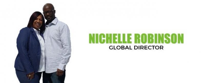 Nichelle Robinson Global Director