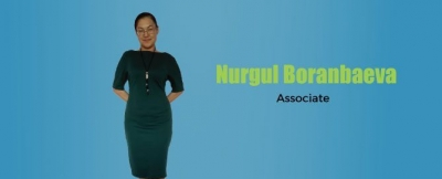 Nurgul Boranbaeva First-Time Networker