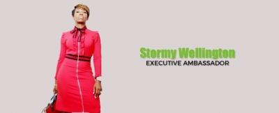 Stormy Wellington Executive Ambassador