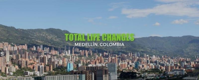 Ribbon Cutting Medellín