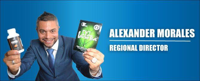 Alex Morales Regional Director