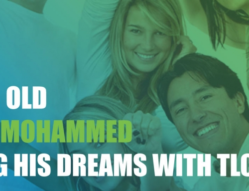 19-Year Old Entrepreneur Saleem C. Mohammed Funding His Dreams with Total Life Changes