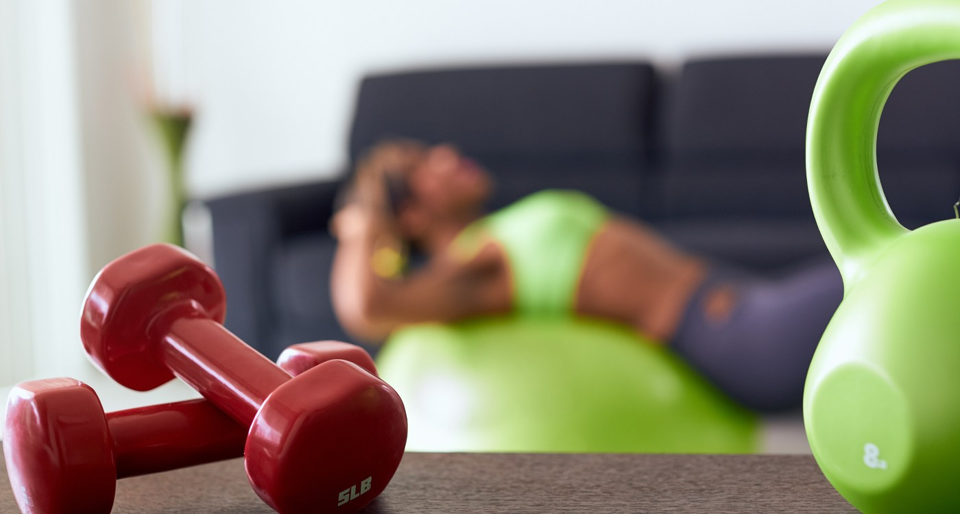 5 Easy At-Home Workouts for Men and Women