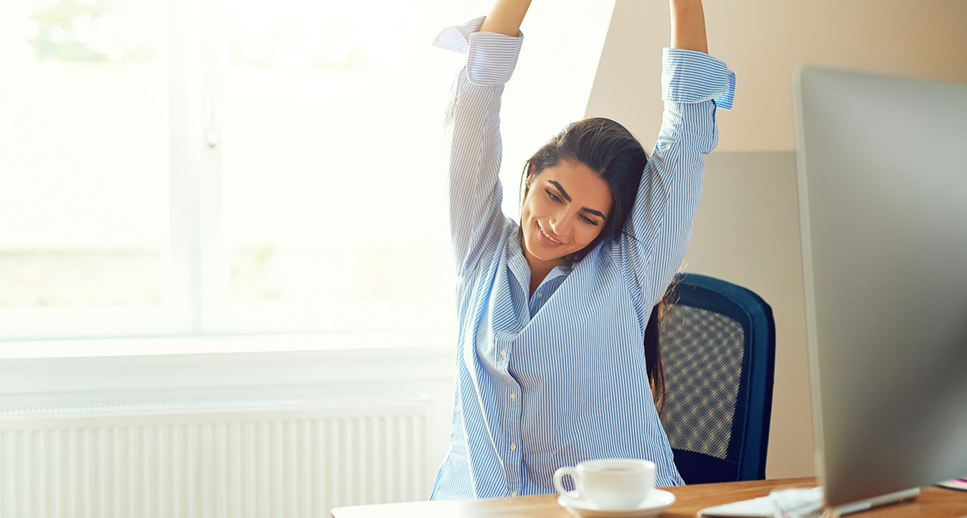 10 Ways to Recharge Your Day